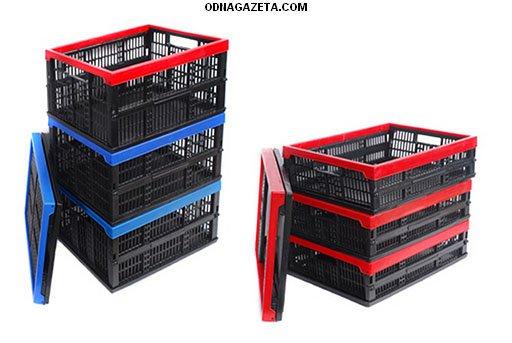 купить 0673846521 Пластмасові складні ящики для кривой рог объявление 1