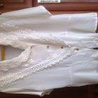 купить Продам блузу жен. шелковая, легкая, кремовый  кривой рог объявление